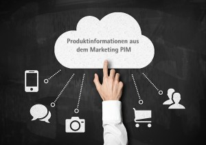 Produktinformationen für die digitale Transformation