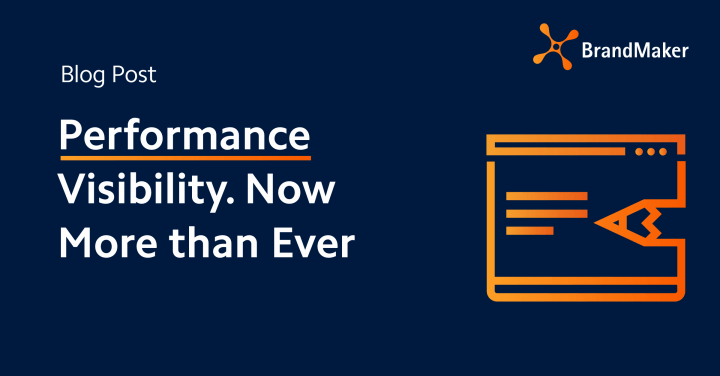 Performance Visibility. Now More than Ever.