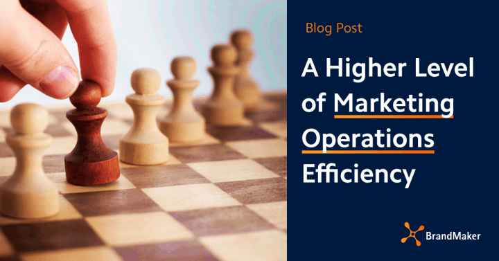 A Higher Level of Marketing Operations Efficiency Blog Post