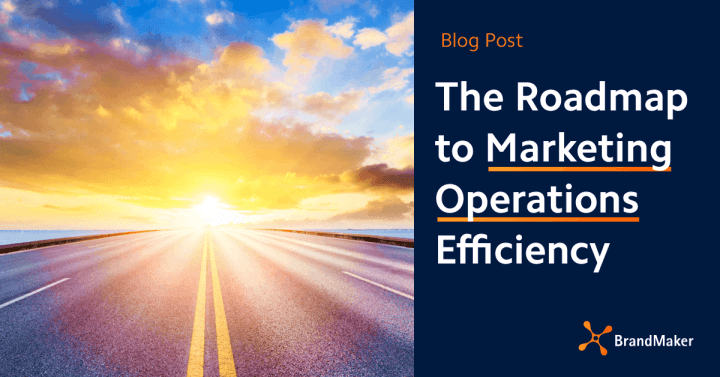 The Roadmap to Marketing Operations Efficiency Blog Post