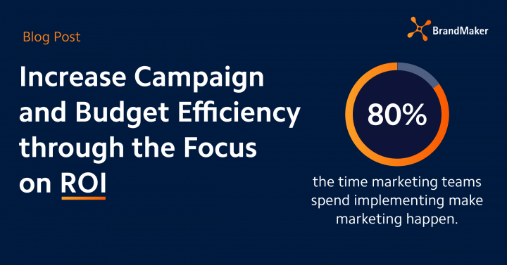 Increase Campaign and Budget Efficiency through the Focus on ROI
